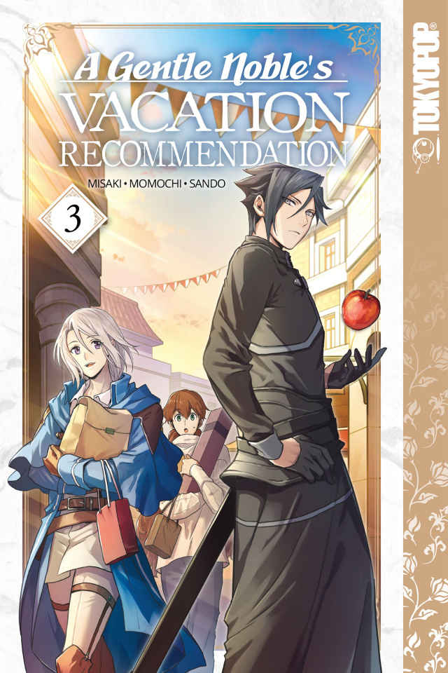 A Gentle Noble's Vacation Recommendation Vol. 3