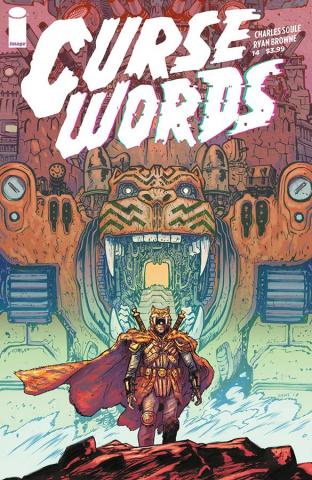 Curse Words #14 (Johnson Cover)