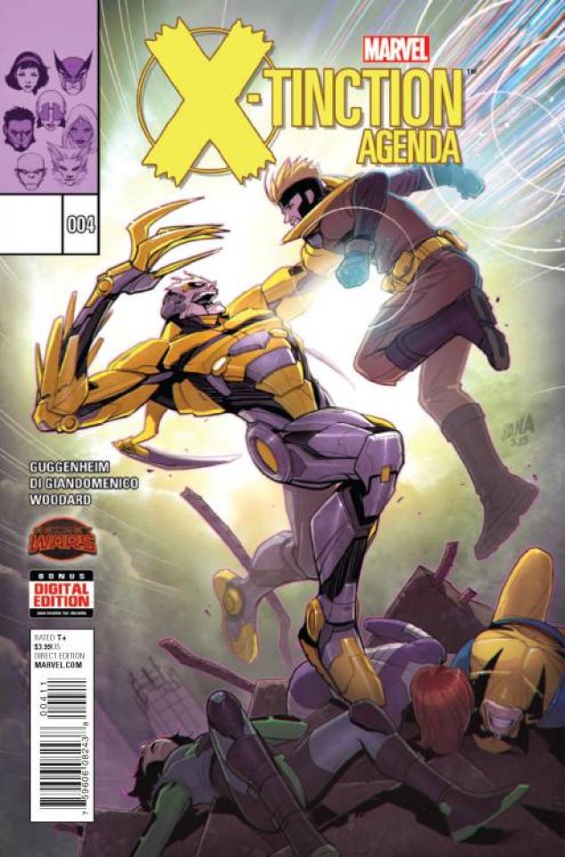 X-Tinction Agenda #4