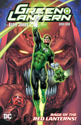 Green Lantern by Geoff Johns Book 4