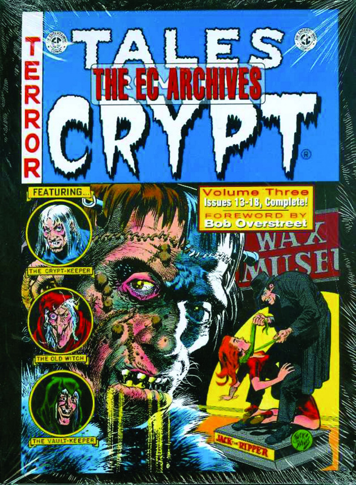 The EC Archives: Tales from the Crypt Vol. 3