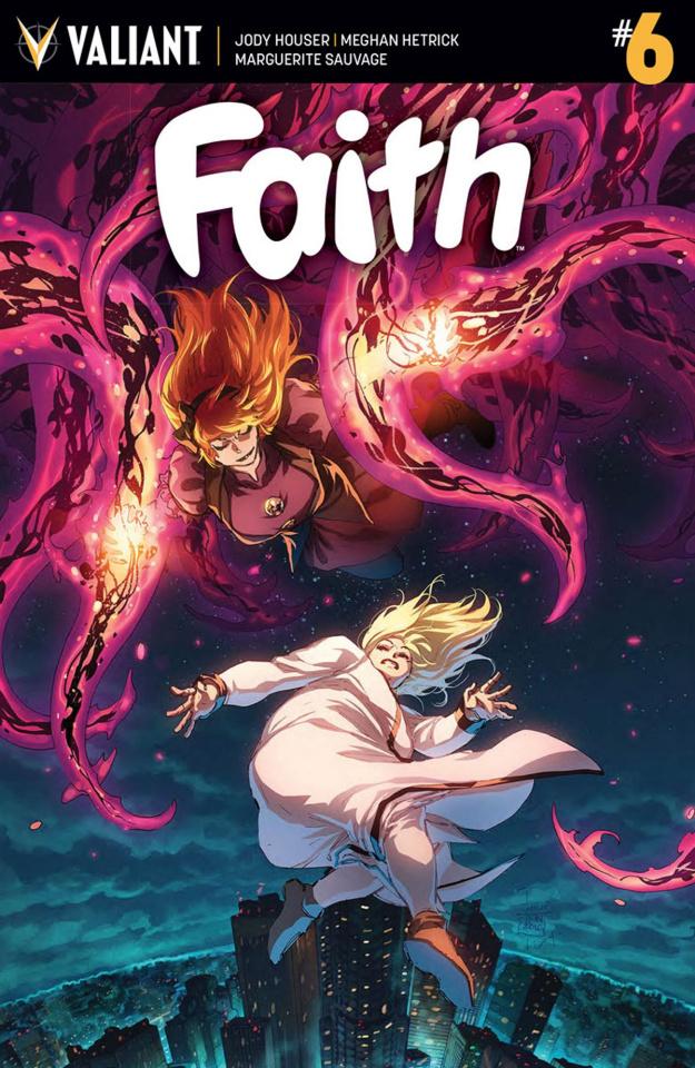 Faith #6 (Tan Cover)