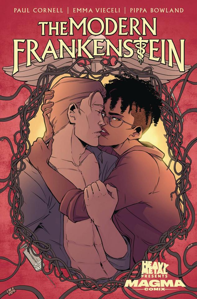 The Modern Frankenstein #2 (Vieceli & Bowland Cover)
