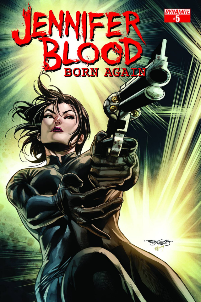 Jennifer Blood: Born Again #5