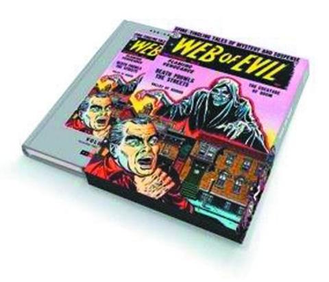 Pre-Code Classics: Web of Evil Vol. 2 (Slipcase Edition)