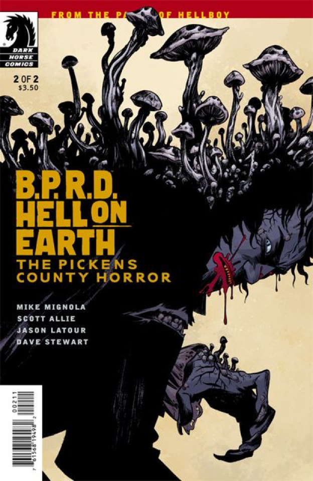 B.P.R.D.: Hell On Earth - Pickens County Horror #2