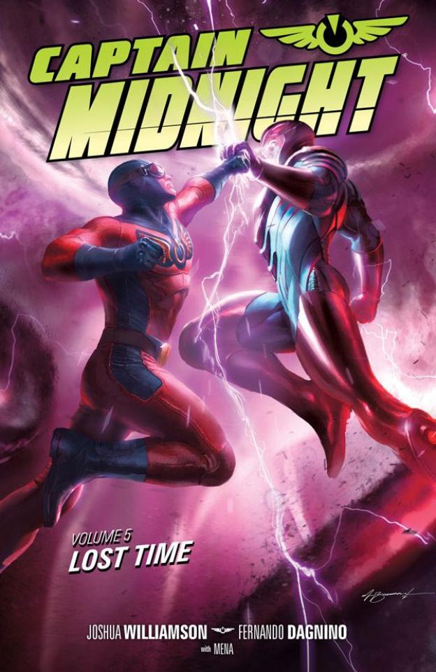 Captain Midnight Vol. 5