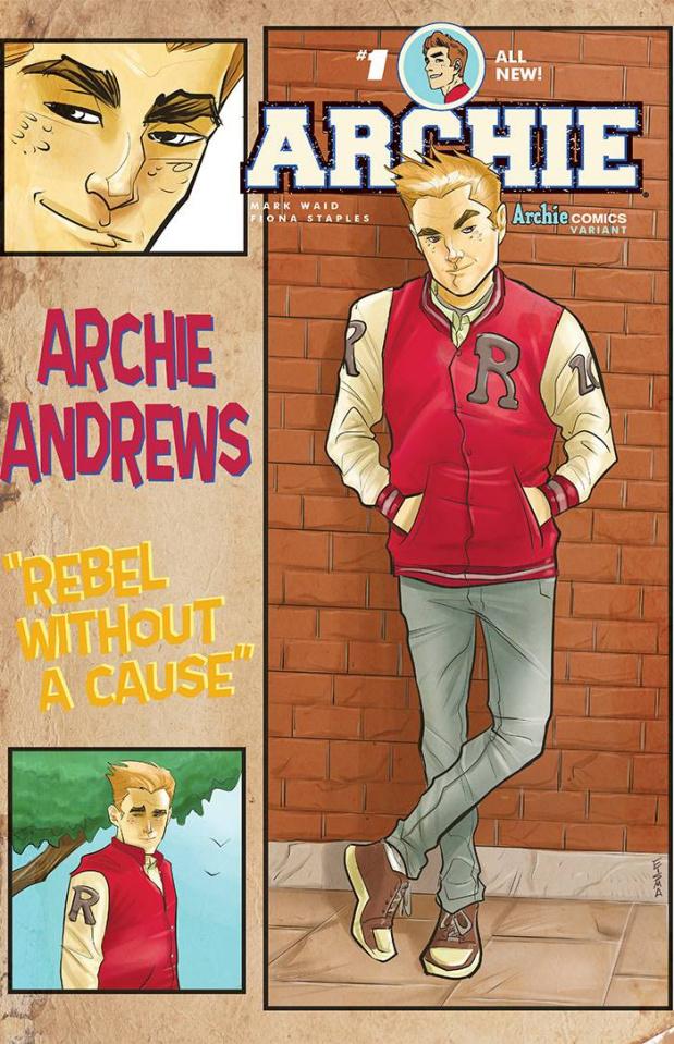 Archie #1 (Eisma Cover)