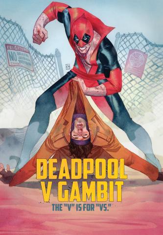 Deadpool vs. Gambit #5
