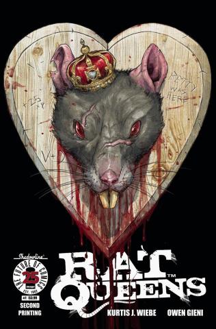 Rat Queens #1 (2nd Printing)