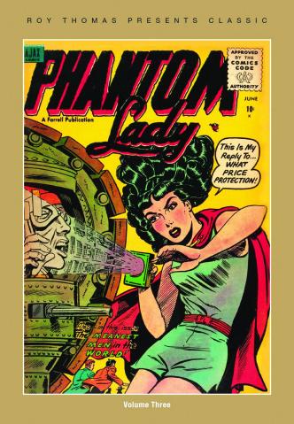 Classic Phantom Lady Vol. 3