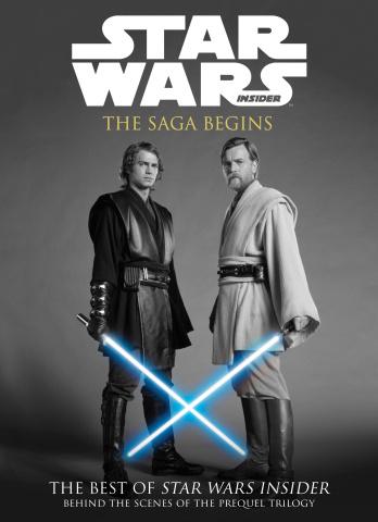 The Best of Star Wars Insider Vol. 8: The Saga Begins