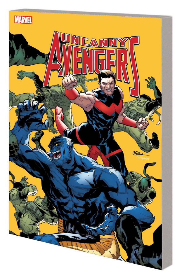 The Uncanny Avengers: Unity Vol. 5: Cannonball Run