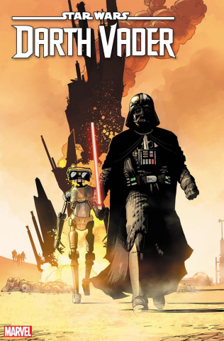 Star Wars: Darth Vader #1 (Ienco 2nd Printing)