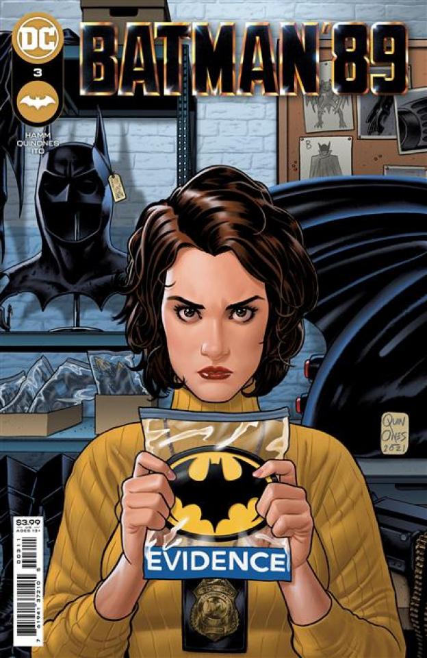Batman '89 #3 (Joe Quinones Cover)