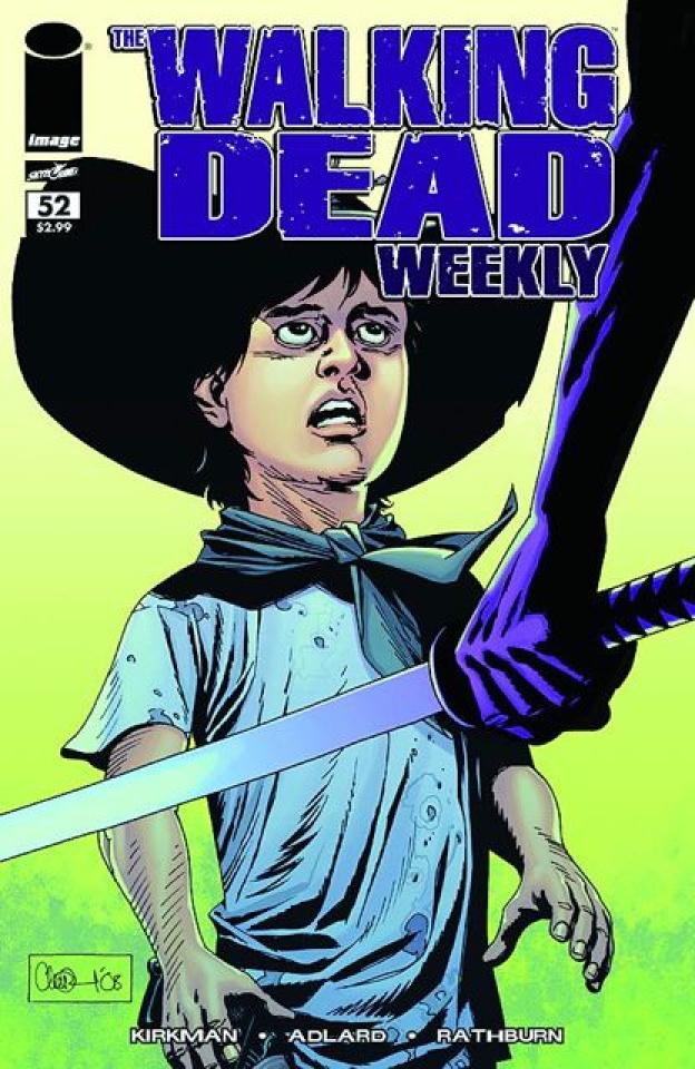 The Walking Dead Weekly #52