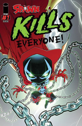 Spawn Kills Everyone! (Kirby Cover)