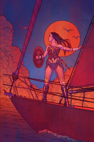 Wonder Woman #32 (Variant Cover)