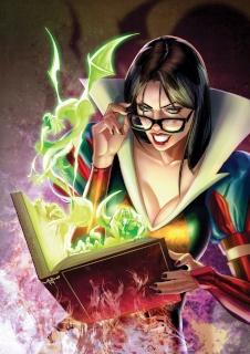 Grimm Fairy Tales: Snow White vs. Snow White #2 (Qualano Cover)
