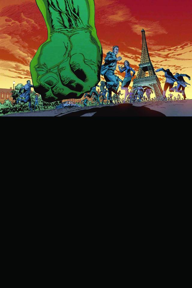 Marvel Knights: Hulk #1