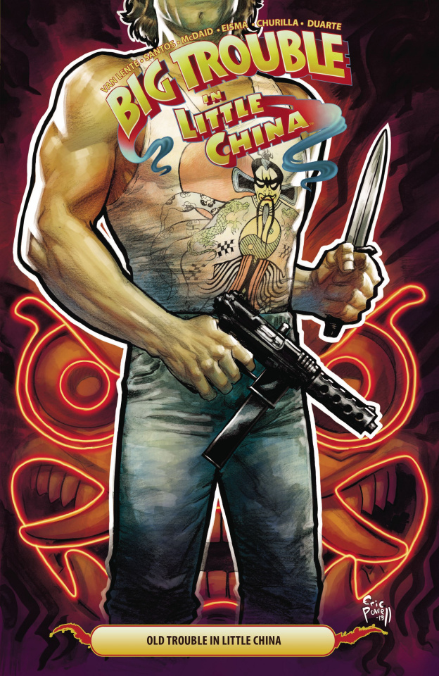 Big Trouble in Little China Vol. 6