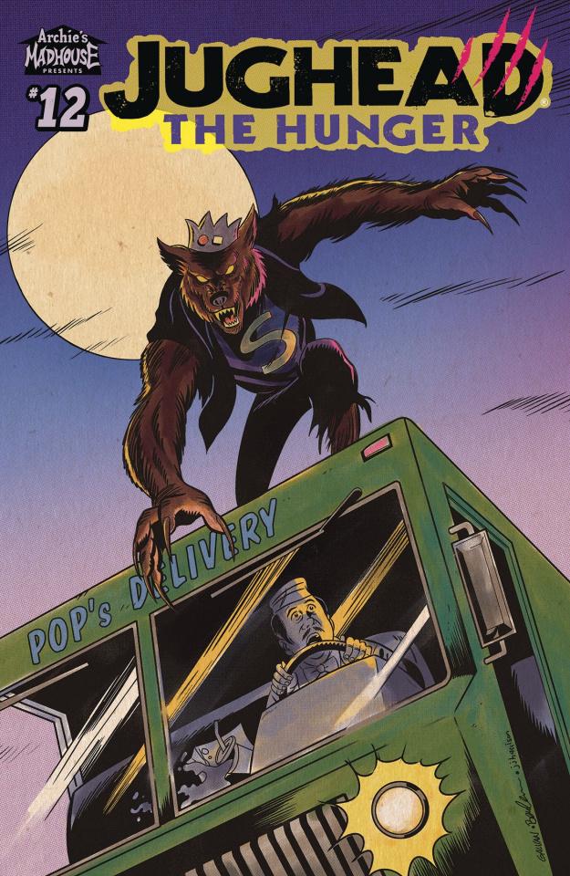 Jughead: The Hunger #12 (Galvan Cover)