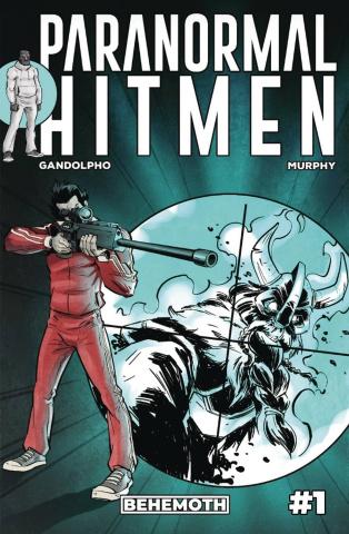 Paranormal Hitmen #1 (Gandolpho Cover)