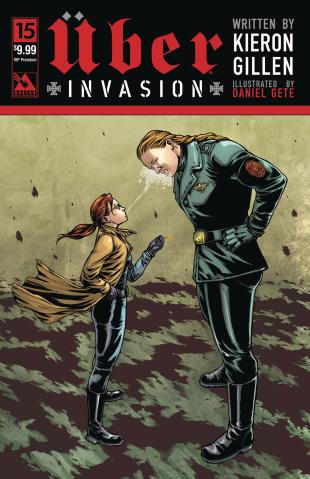 Über: Invasion #15 (VIP Premium Cover)
