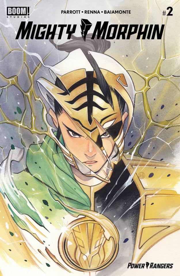 Mighty Morphin' #2 (25 Copy Momoko Cover)