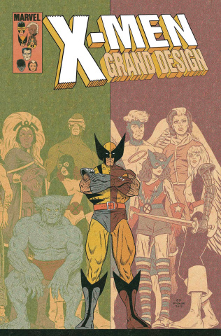 X-Men Grand Design: Second Genesis #2