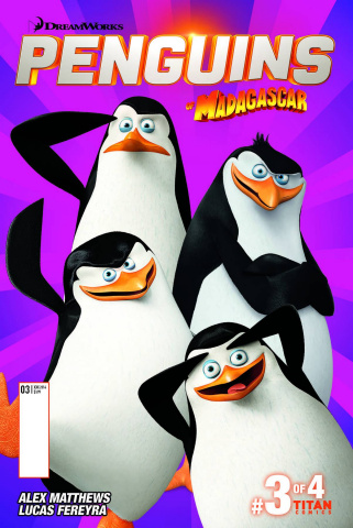 The Penguins of Madagascar #3