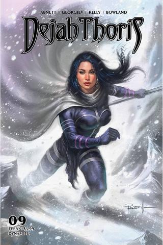 Dejah Thoris #9 (Parrillo Cover)
