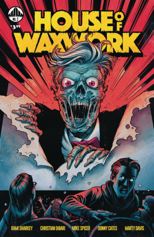 House of Waxwork #2