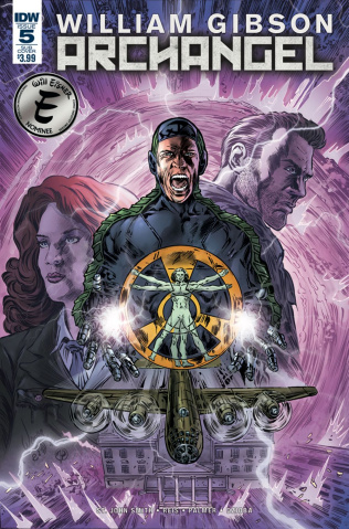 Archangel #5 (Subscription Cover)