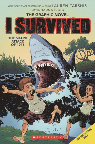 I Survived Vol. 2: The Shark Attack of 1916