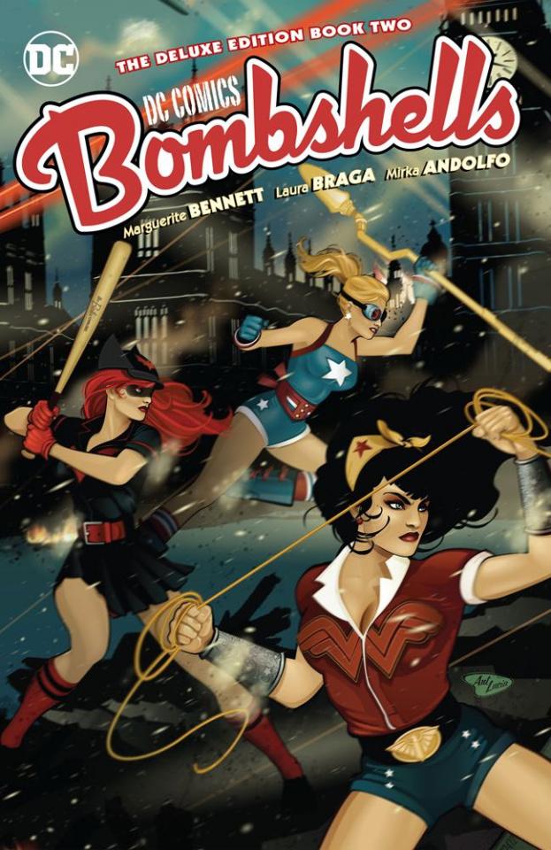 DC Bombshells Book 2 (Deluxe Edition)