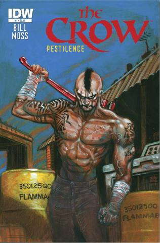 The Crow: Pestilence #1