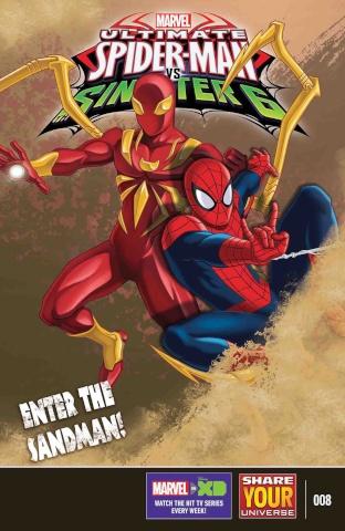 Marvel Universe: Ultimate Spider-Man vs. The Sinister 6 #8