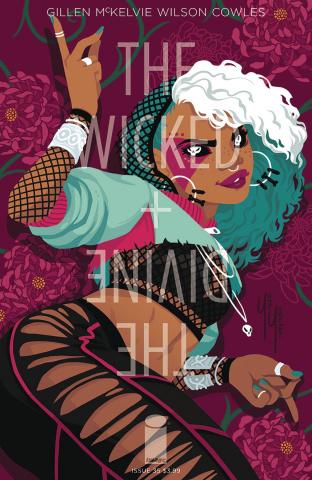 The Wicked + The Divine #35 (Yoshitani Cover)