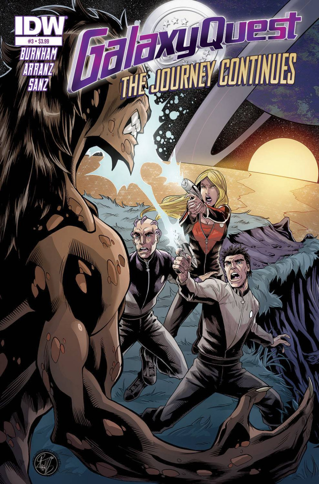 Galaxy Quest: The Journey Continues #3