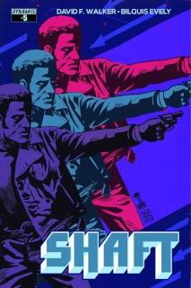 Shaft #5 (Francavilla Cover)