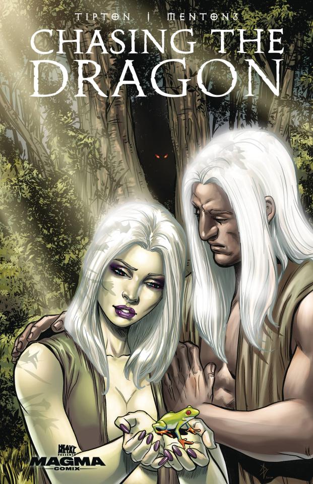 Chasing the Dragon #4 (10 Copy Di Vito Cover)