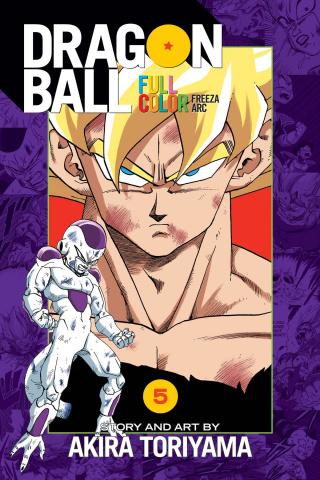 Dragon Ball Vol. 5: Full Color - Freeza Arc