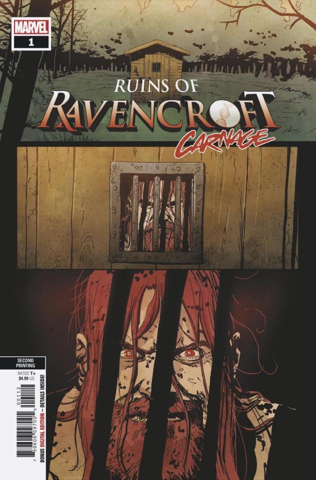 Ruins of Ravencroft: Carnage #1 (2nd Printing)