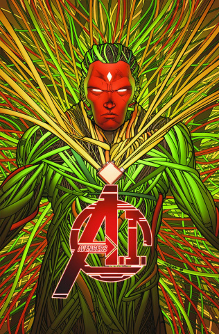 Avengers AI #8 (2nd Printing)