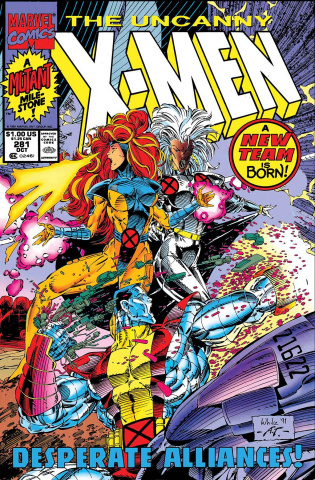X-Men: Gold #1 (True Believers)