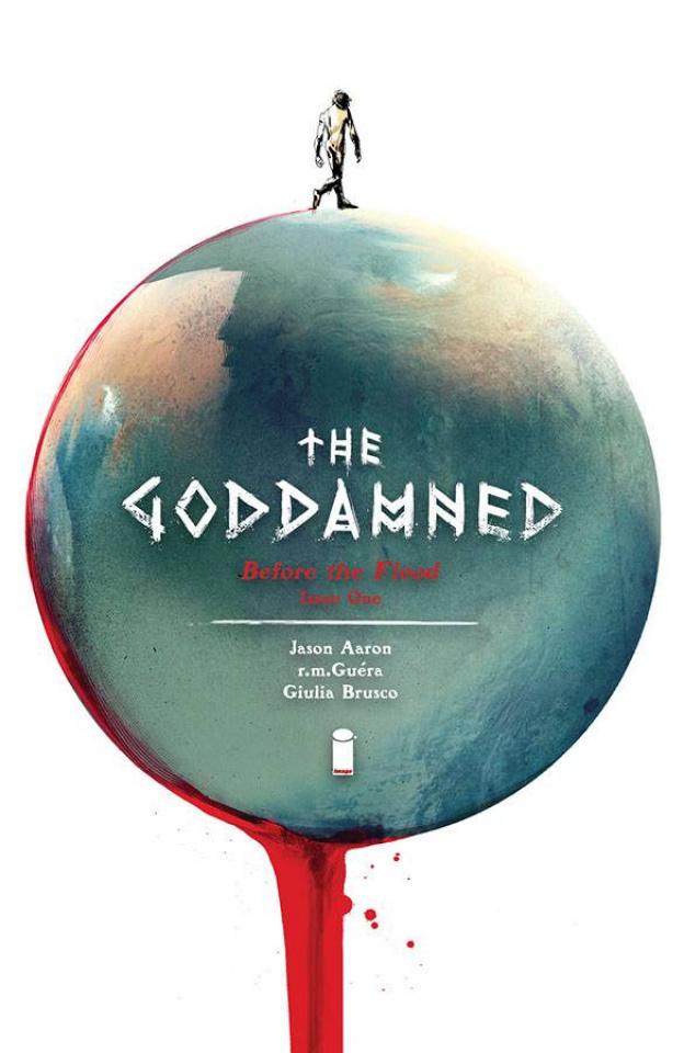 The Goddamned #1 (Jock Cover)