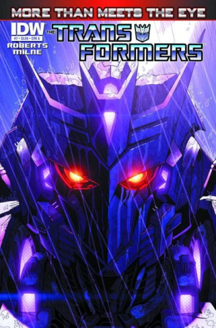 The Transformers: More Than Meets the Eye #7