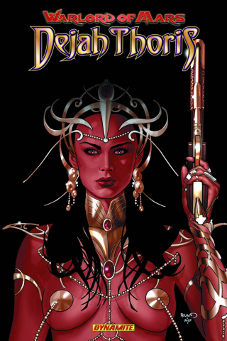 Warlord of Mars: Dejah Thoris Vol. 5