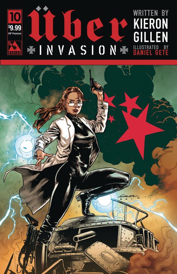 Über: Invasion #10 (VIP Premium Cover)